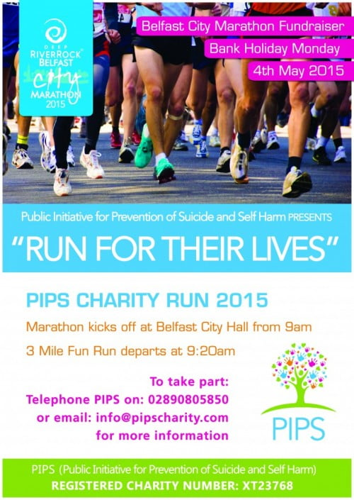 PIPS Charity Poster