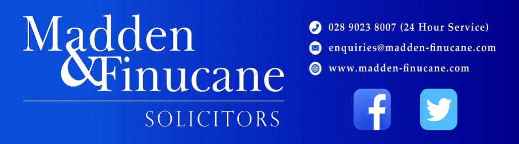 Madden & Finucane Solicitors Pitchside Signage/ Billboard